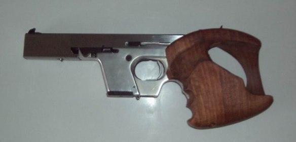 Walther OSP Cal. .22kurz